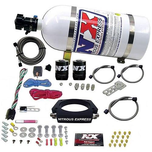 Zestaw nitro GM LS 4-Bolt 90MM (50-400HP) 4.5L - GRUBYGARAGE - Sklep Tuningowy